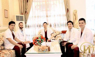 Đội ngũ bác sĩ tại Dr.Hải Lê