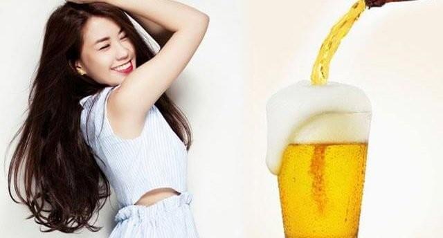 Lợi ích của bia với sức khỏe và sắc đẹp