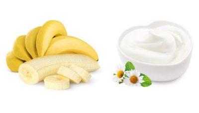 Phương pháp giảm cân bằng sữa chuối và chuối