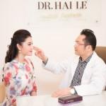 Bác sĩ tư vấn nâng mũi