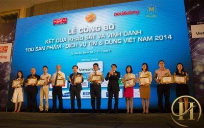 Dr.Hải Lê vinh danh tại 2014