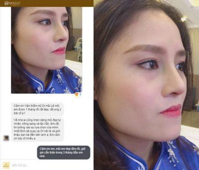 Khách hàng review VTM Dr.Hải Lê
