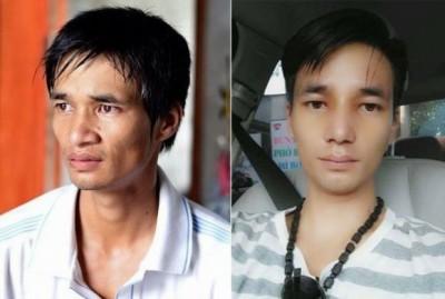 Lệ Rơi tên thật là Nguyễn Đức Hậu, sinh năm 1987, ở Hải Dương