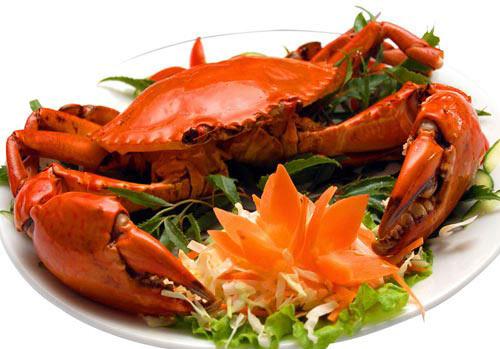 Nâng mũi xong không nên ăn hải sản