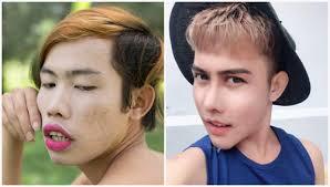 Nổi bật là dáng mũi cao thanh tú khiến khuôn mặt của Tùng Sơn khác biệt, nam tính hẳn