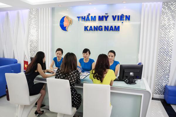 Đội ngũ tư vấn viên tại Bệnh viện thẩm mỹ kang nam nhiệt tình