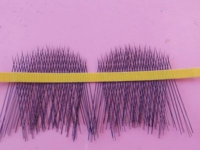 Bật mí cách làm lông mi giả bằng tóc 2