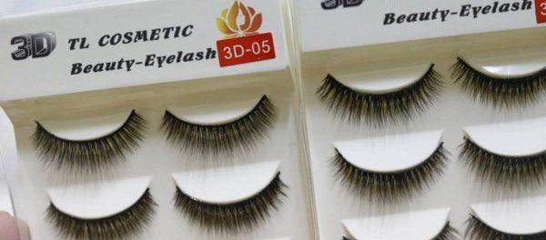 Mi giả 3D TL Cosmetic Beauty Eyelash