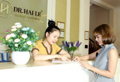 Dr.Hải Lê chính là sự lựa chọn làm đẹp hàng đầu Việt Nam